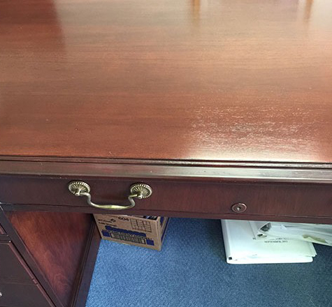 Office Furniture Restoration